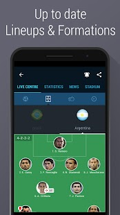 USA Soccer - 365Scores - screenshot thumbnail