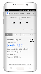 NOAA Weather Radio- screenshot thumbnail