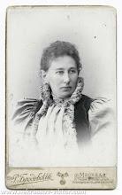 Photo: Мотовилова (Эрн фон) А. А. , бабушка Некрасова В.П. Москва, 1898 г. Фотография Р.Бродовского
