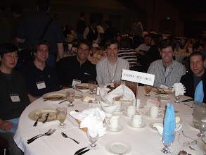 Photo: Nick Boldt, Marcelo Paternostro, Dave Steinberg, Ed Merks, Chris Chris Aniszczyk at EclipseCon 2006