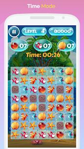 Fish World Saga – Pop, Match and Crush! 5