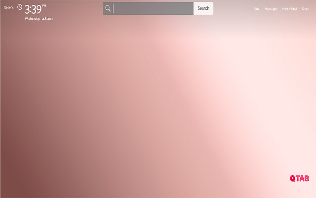 Rose Gold 3 Wallpapers Theme New Tab