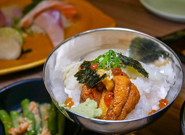 小六食堂錦州街新店面開幕,台北最強800元日料無菜單