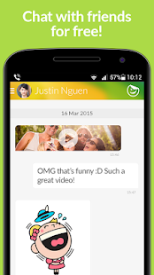 Jongla - Instant Messenger - screenshot thumbnail