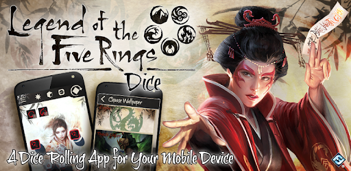 Legend of the Five Rings Dice APK 0