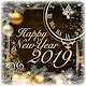 Happy New Year Photo Frame 2019 Maker Download on Windows