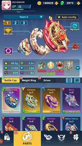Spiral Warrior filehippodl screenshot 4