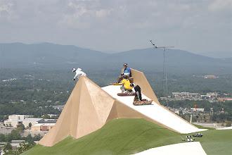 Photo: drop in ramp