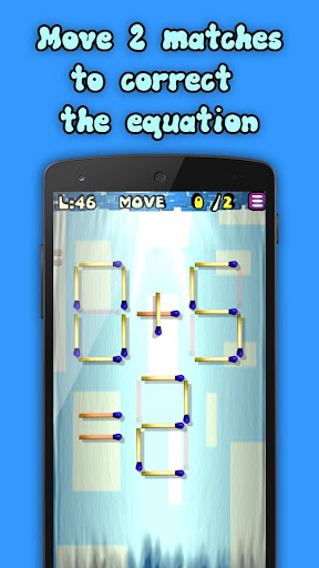 Matches Puzzle Game screenshot 3