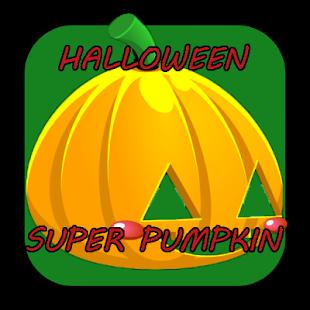 Halloween Super Pumpkin - náhled