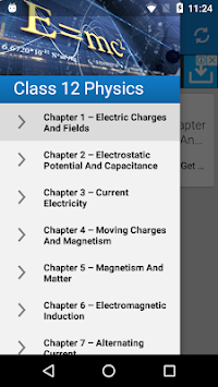 Download Class 12 Physics NCERT Solutions APK latest version