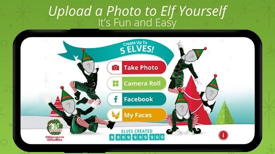ElfYourself® By Office Depot Screenshot
