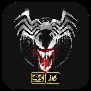 Venom wallpaper hd 4k android apps on google play venom wallpaper hd 4k voltagebd Image collections