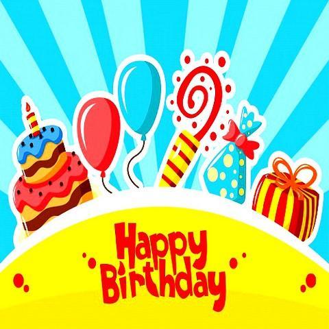 Happy Birthday - Free photos 1