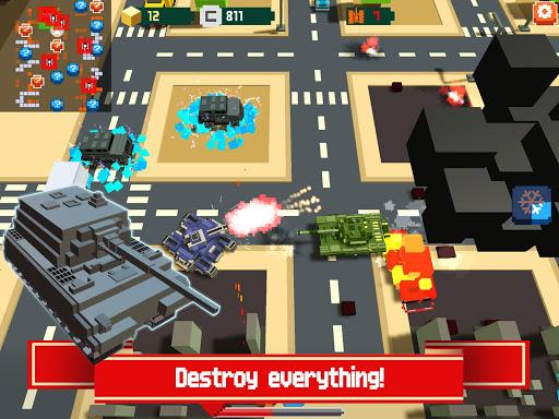 玩免費動作APP|下載War Boxes Strike app不用錢|硬是要APP