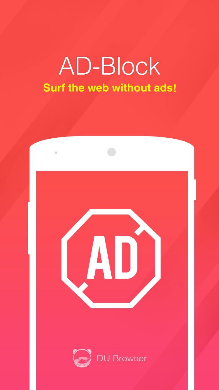 DU Browser—Browse fast & fun screenshot #3