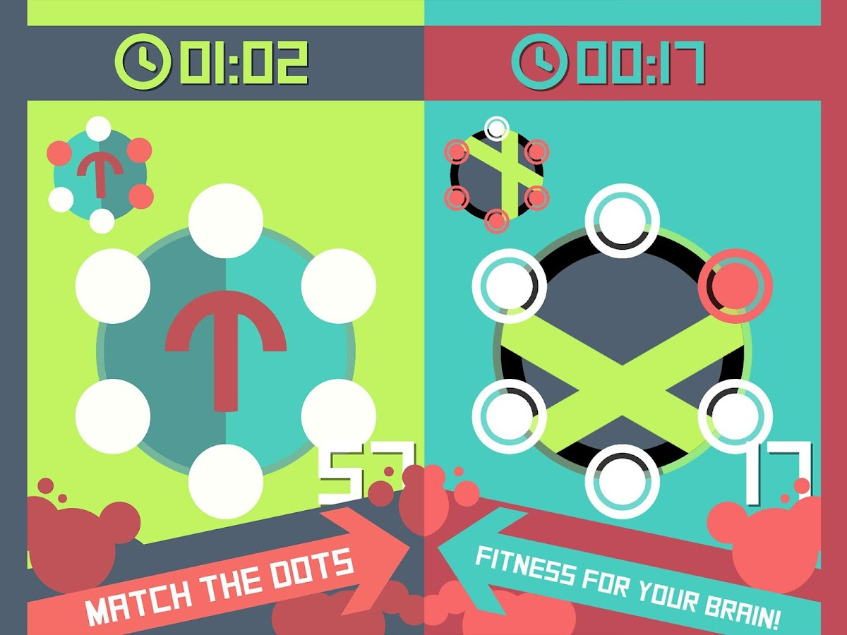 Mind The Arrow: Match The Dots- screenshot