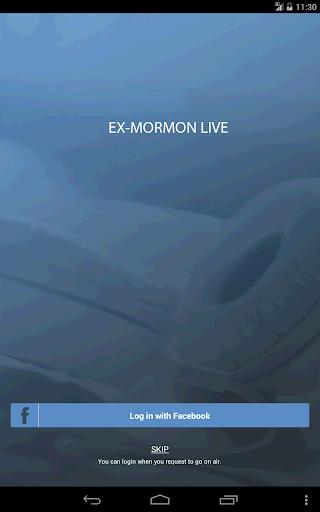 EX-MORMON LIVE