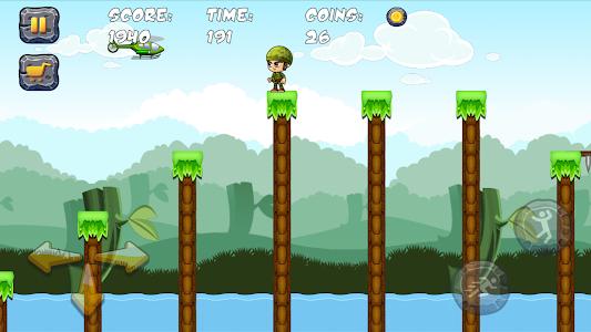 Amazing World of Commando screenshot 0