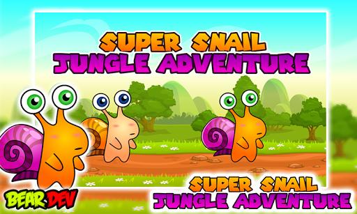 Super Snail Jungle Adventure 2.1 screenshots 1