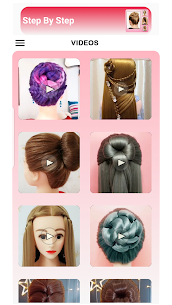 Girls Hairstyle Steps 1.2 Latest MOD Updated 2