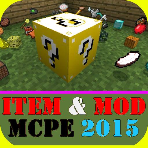 Item Mod MCPE 2015