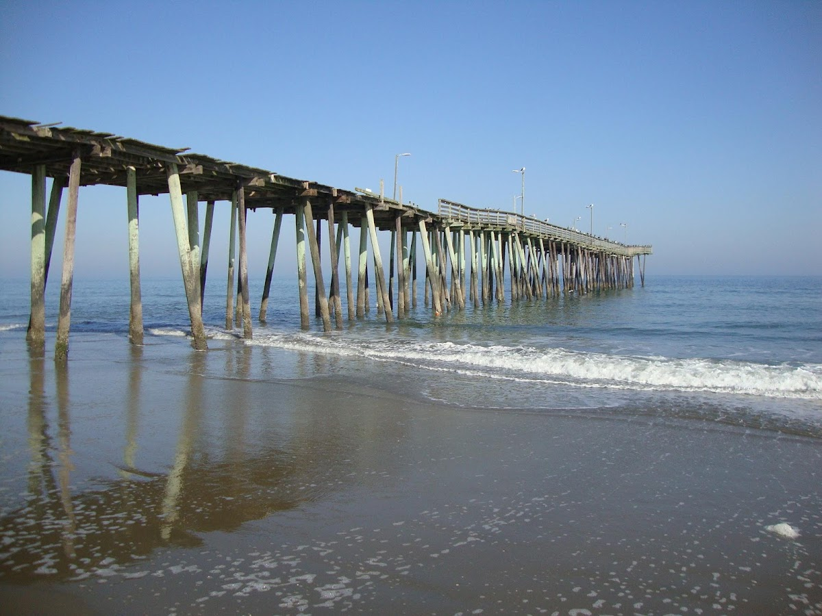 Virginia beach live wallpaper android apps on google play for Va beach fishing pier