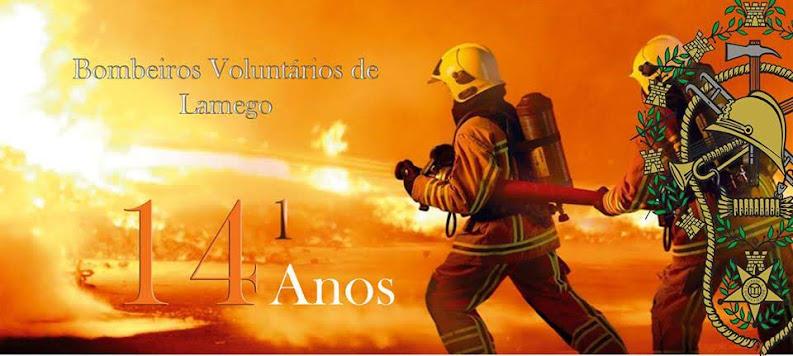 Programa – 141º Aniversário da Associação Humanitária dos Bombeiros Voluntários de Lamego