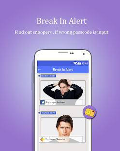 Applock – A Security Guard 4