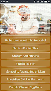 Download Chicken RECIPES Fast Chicken Dinners For PC Windows and Mac apk screenshot 2