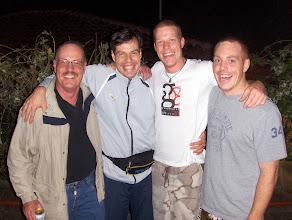 Photo: Pops, Uncle Jorge, Chris, Alex IM Brazil 2008