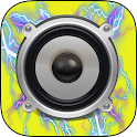 Volume booster sound amplifier icon