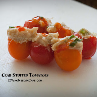 Crab Meat Stuffed Tomatoes Recipes