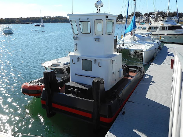 Workboats-USA com offers New and used Truckable Tugs