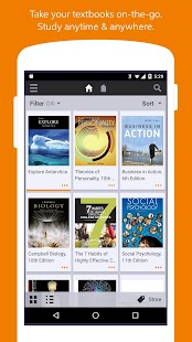 Chegg eReader – Read eBooks- screenshot thumbnail