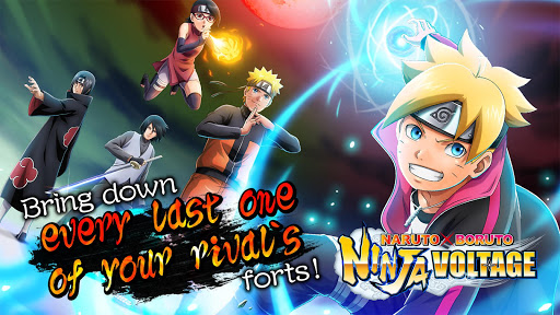 NARUTO X BORUTO NINJA VOLTAGE  screenshots 9