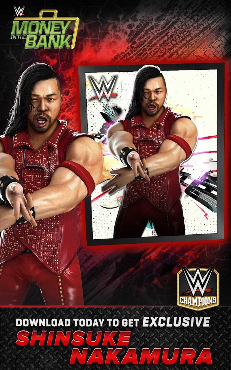 WWE Champions - Free Puzzle RPG Game Screenshot 17