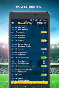 BankoCep - Betting Tips screenshot 0