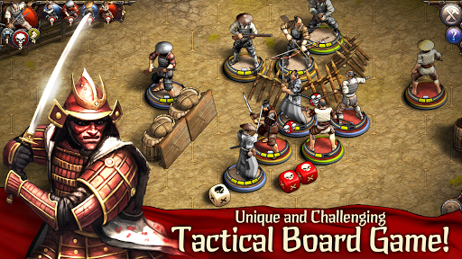Warbands: Bushido - Tactical Miniatures Board Game 0.255 Screenshots 1