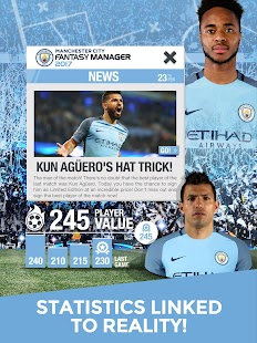 Manchester City Manager '17- screenshot thumbnail
