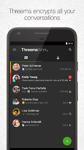 Threema Work Apk apps 1