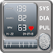 Blood Pressure Check Diary: BP Info