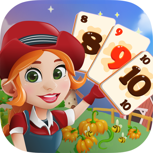 TriPeaks Solitaire Farm (game)