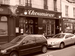 Photo: Thoumieux, the little bistro on La Rue St. Dominique, where I had my first meal in Paris 15 years ago.