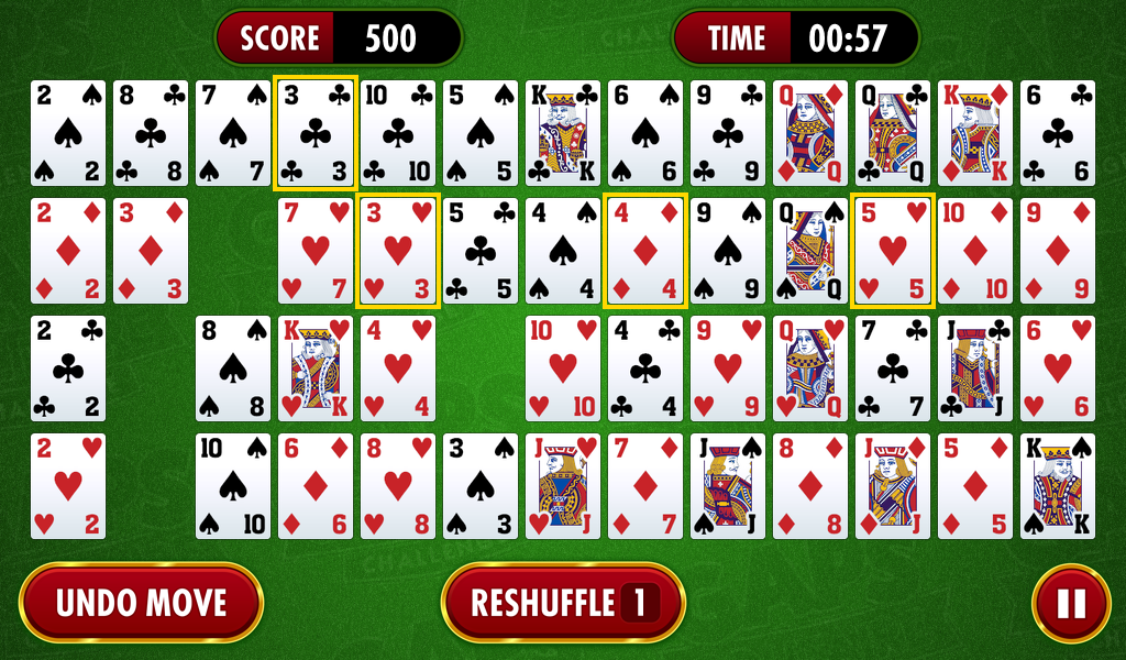 Gaps Solitaire Challenge - Android Apps on Google Play