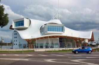 Photo: Centre national d'art et de culture Georges Pompidou Metz