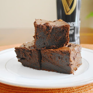 Boozy Stout Brownies Recipe