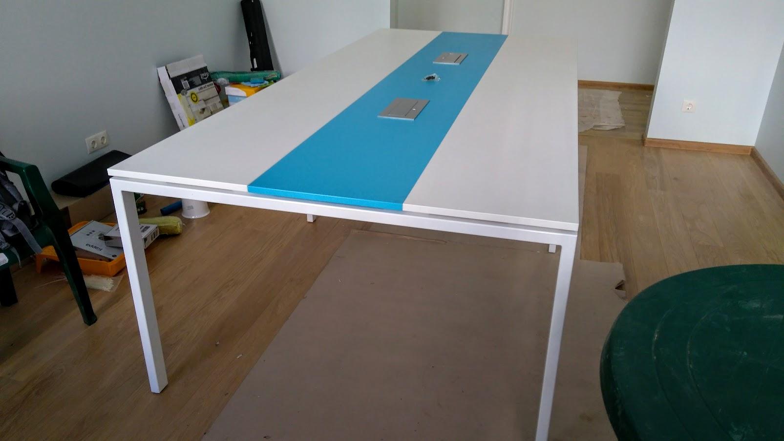 Конфернец стол - Модульная офисная мебель, Металлические каркасы столов, Мебельные опоры ✆ 0679245444