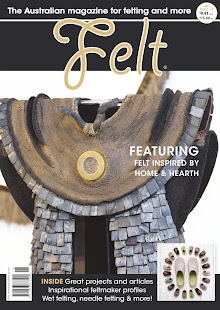 Felt Magazine- screenshot thumbnail