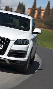 Wallpapers Audi Q7 screenshot 2